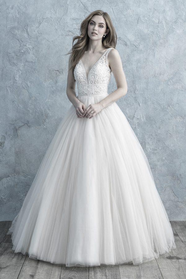 9663 Allure Bridals Wedding Dress