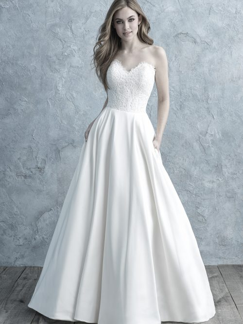 9677 Allure Bridals Wedding Dress