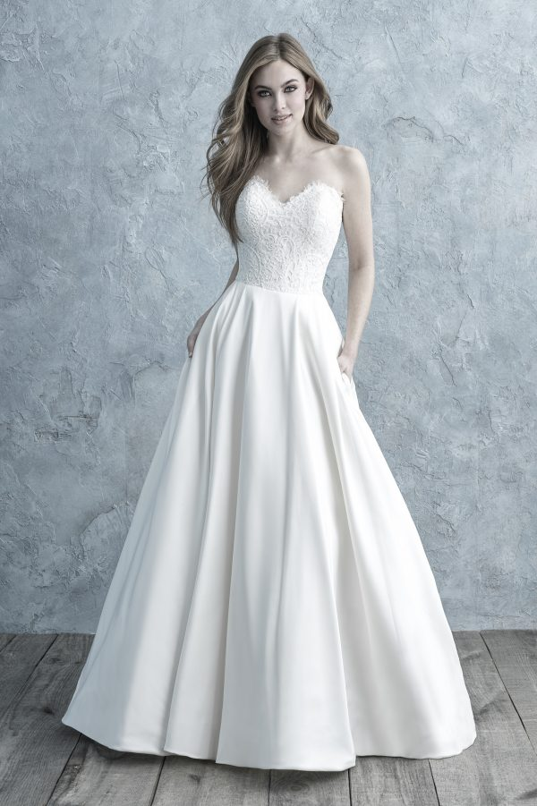 9677 Allure Bridals Wedding Dress