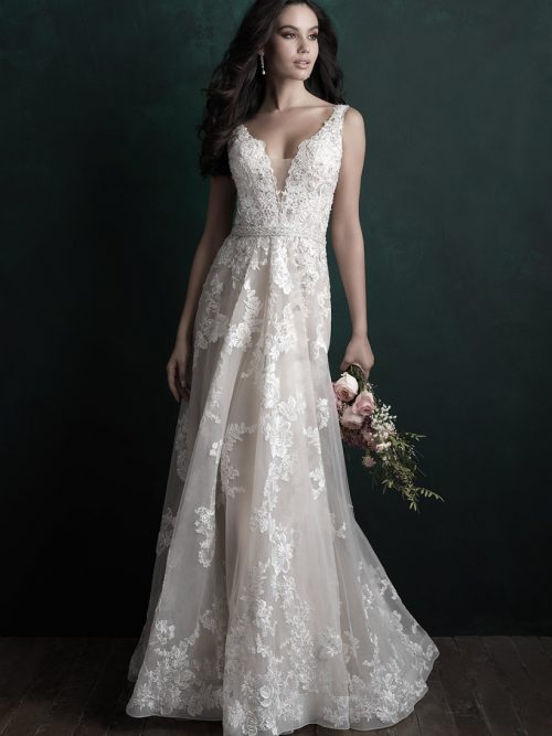 C505 Allure Couture Bridal Gown