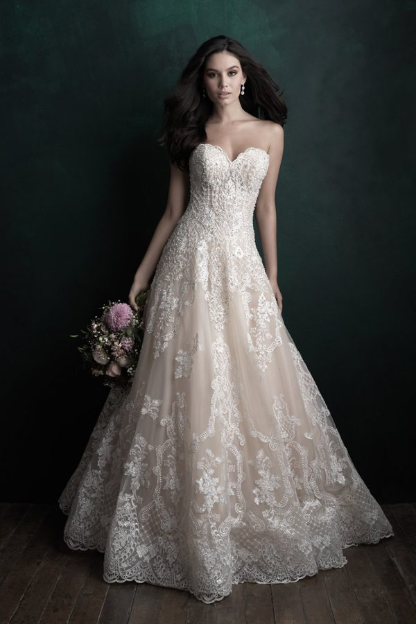 C512 Allure Couture Bridal Gown