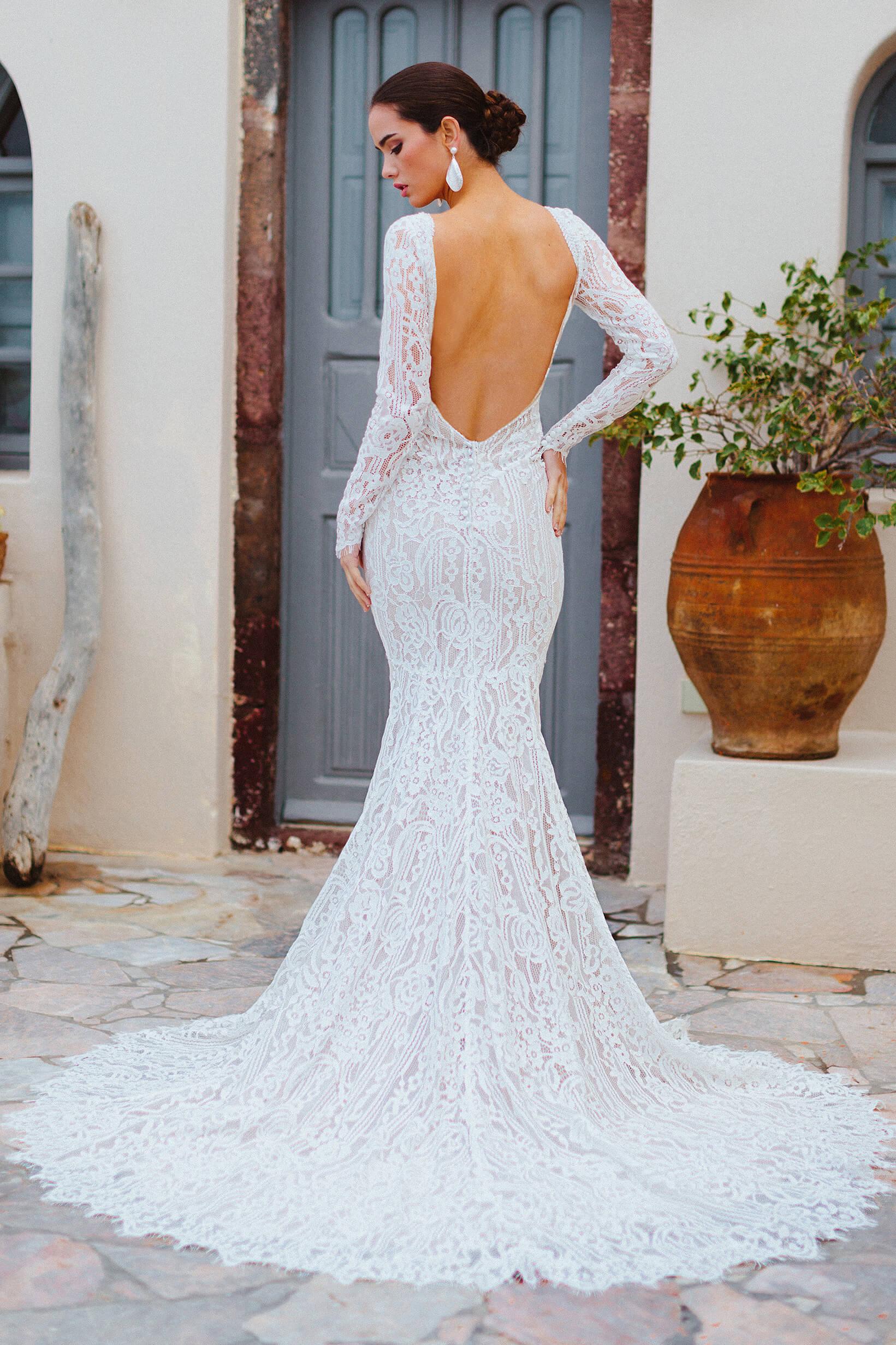 F166 Valentina - A Brides of sydney
