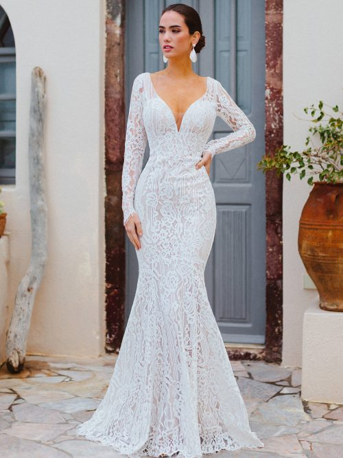 F166 Valentina Wilderly Bride Wedding Dress