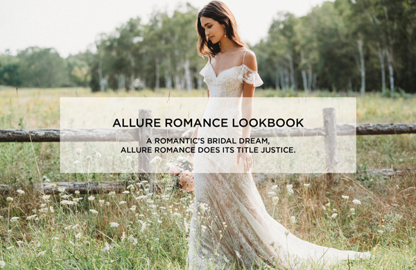 Allure Romance Look Book