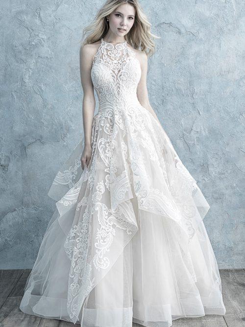 9652 Allure Bridals Ballgown