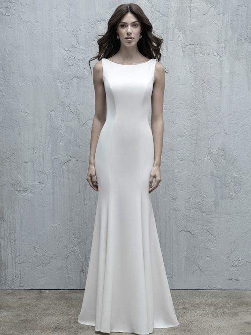 MJ572 Madison James Modern Bridal Gown