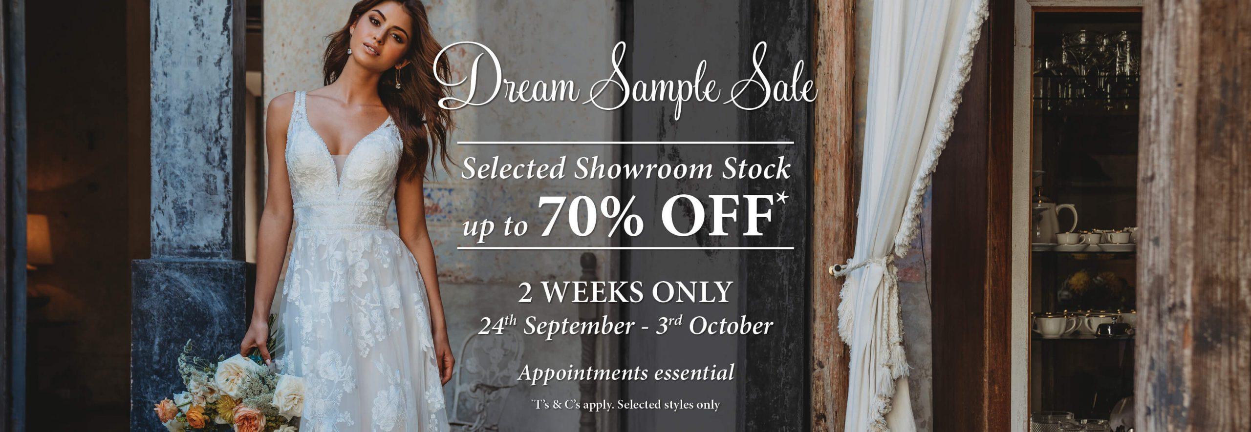 Bridal Sydney Sale