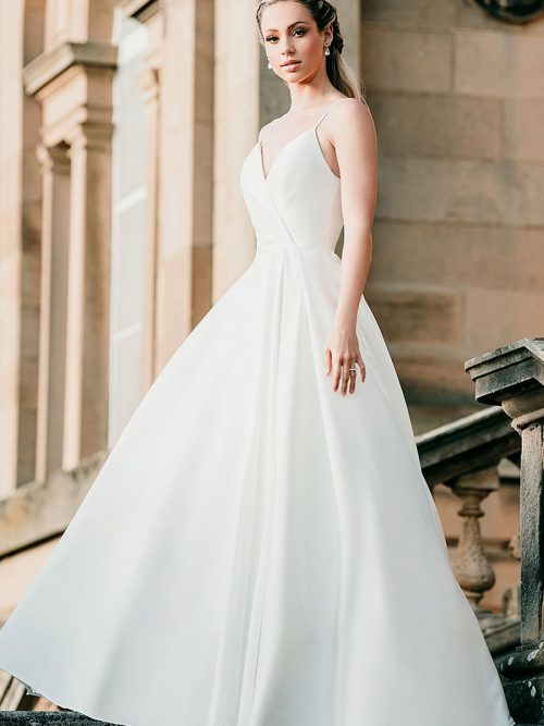 3303 Allure Romance Ball Gown
