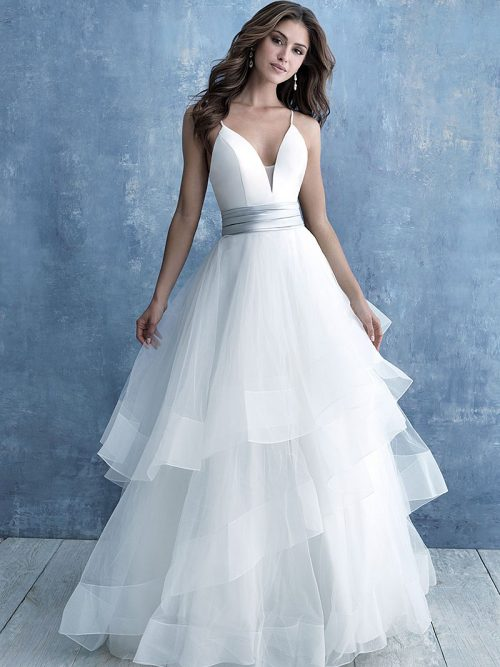 9705 Allure Bridals Ball Gown Wedding Dress