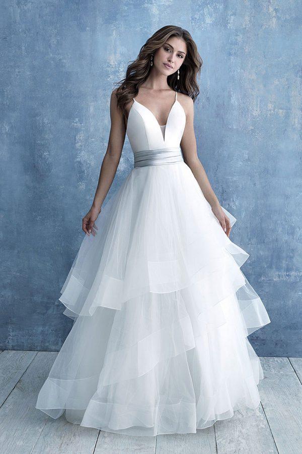 9705 Allure Bridals Ball Gown Wedding Dress