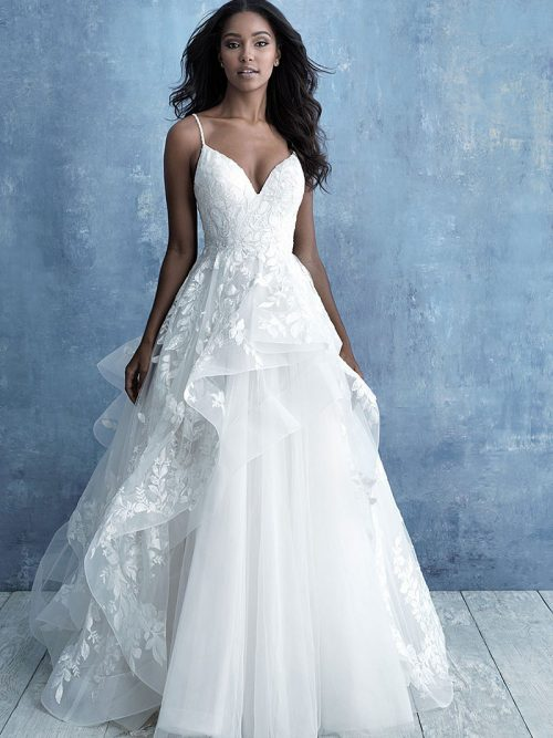 9721 Allure Bridals Ball Gown Wedding Dress