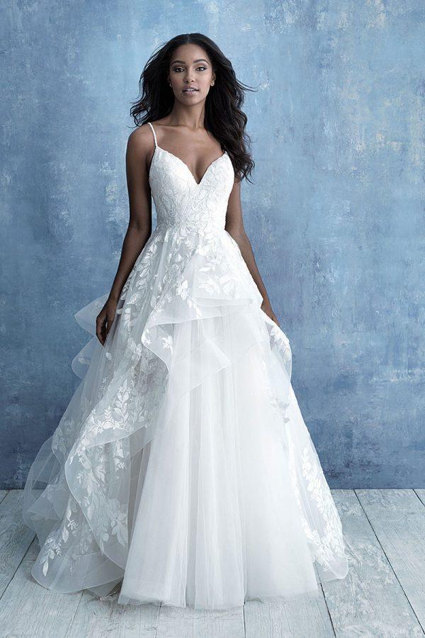9721 Allure Bridals Ball Gown Wedding Dress