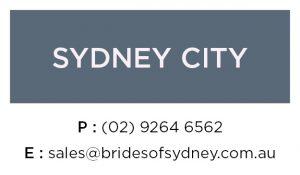 Syndey Wedding Dresses